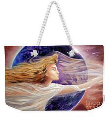 Comet Dreamer Voyage  Weekender Tote Bag