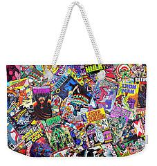 Comic Books Weekender Tote Bag