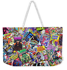 Comic Books Weekender Tote Bag