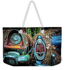 Coming And Going Weekender Tote Bag