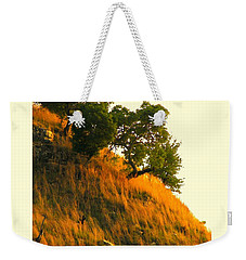 Weekender Tote Bag featuring the photograph Coming Home Again by Joe Jake Pratt