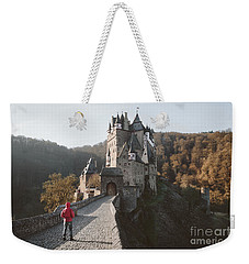 Coming Home Weekender Tote Bag by JR Photography