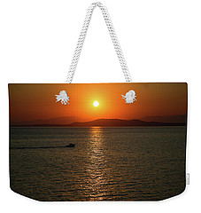 Coming Into The Light Weekender Tote Bag