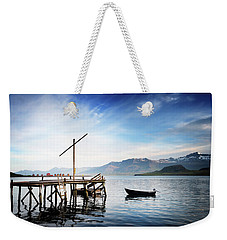 Coming Of The Light Weekender Tote Bag
