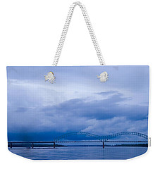 Coming Storm Weekender Tote Bag