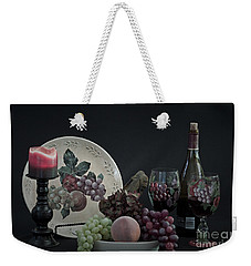 Coming To Life Weekender Tote Bag by Sherry Hallemeier