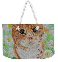 Coming Up Daisies Weekender Tote Bag