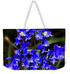Weekender Tote Bag featuring the photograph Common Bluebell by Baggieoldboy
