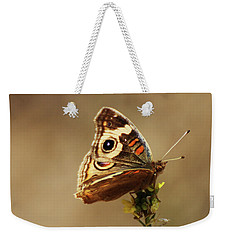 Common Buckeye Weekender Tote Bag