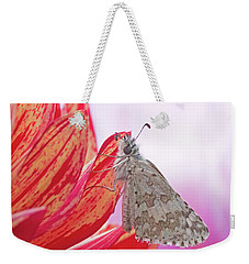Common Checkered Skipper Weekender Tote Bag