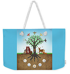 Common Ground Weekender Tote Bag