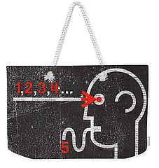 Common Sense  Weekender Tote Bag