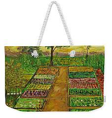 Community Garden Weekender Tote Bag