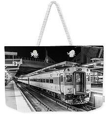 Commuter Rail Weekender Tote Bag