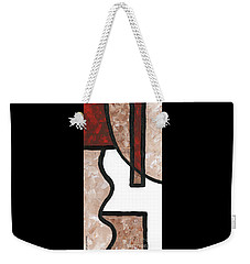 Compartments 1 Weekender Tote Bag