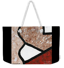 Compartments 4 Weekender Tote Bag