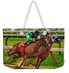 Competing Weekender Tote Bag