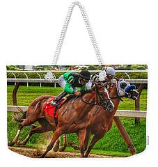 Competing Weekender Tote Bag