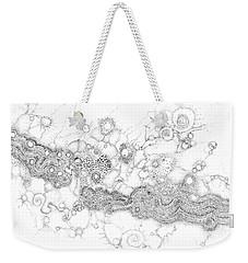 Complex Fluid  Weekender Tote Bag