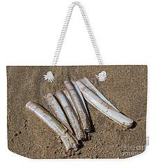 Composition #1 Weekender Tote Bag