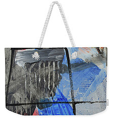 Composition 20188 Diptych Left Panel Weekender Tote Bag