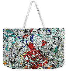 Composition #23 Weekender Tote Bag