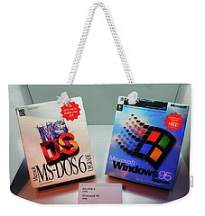 Computer Operating System Weekender Tote Bag