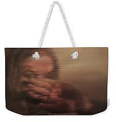 Concealed Weekender Tote Bag