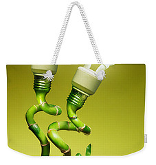 Conceptual Lamps Weekender Tote Bag by Carlos Caetano