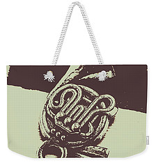 Concert Of A French Horn Weekender Tote Bag