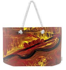 Concerto Weekender Tote Bag