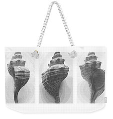 Conch Erotica Weekender Tote Bag by John Bartosik