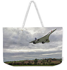 Concorde - High Speed Pass Weekender Tote Bag