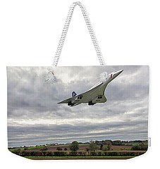 Concorde - High Speed Pass_2 Weekender Tote Bag