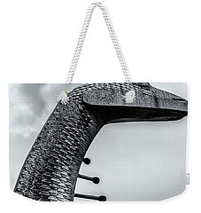 Concrete Serpent Weekender Tote Bag
