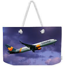 Condor Boeing 767-3q8 Weekender Tote Bag
