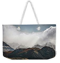 A Condor View Weekender Tote Bag