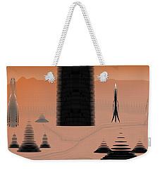 Cone City Weekender Tote Bag
