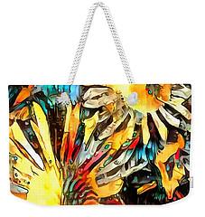 Cone Flower Dream I Weekender Tote Bag