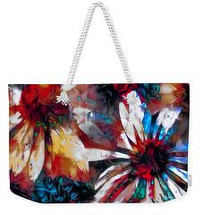 Cone Flower Fantasia I Weekender Tote Bag