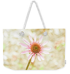 Cone Flower Weekender Tote Bag by Jay Stockhaus