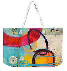 Conections Weekender Tote Bag