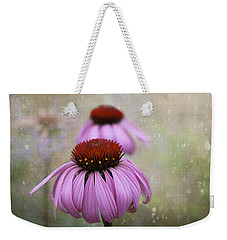 Coneflower Dream Weekender Tote Bag by Nina Silver