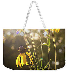 Coneflower In The Sun Weekender Tote Bag