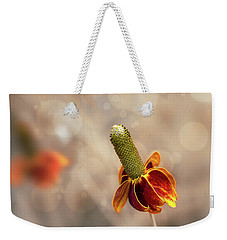 Mexican Hat Prairie Flower Weekender Tote Bag