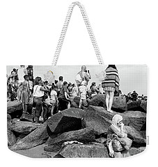 Coney Island, New York  #234972 Weekender Tote Bag