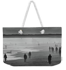 Coney Island Walkers Weekender Tote Bag