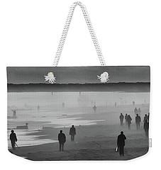 Coney Island Walkers Weekender Tote Bag