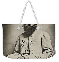 Confederate Jeb Stuart Weekender Tote Bag
