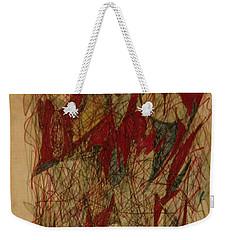 Conglomerate Synthesis  Weekender Tote Bag